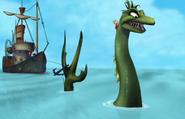 The Sea Hag's Sea Serpent