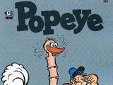 Popeye Classics (comic book)-IDW-No 63-Oct 2017