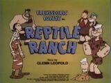 Reptile Ranch