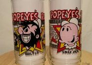 Popeye's Pals