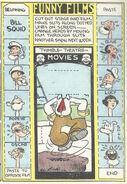 Bill Squid Funny Films