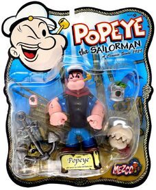 PopeyeMezcoActionFig