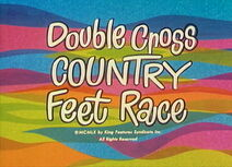 Double Feet Race