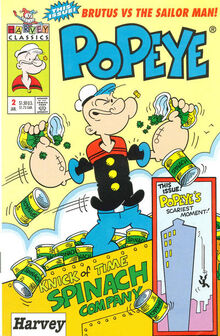 Harvey Popeye
