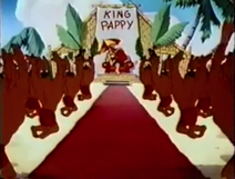 King Pappy Rules an Island
