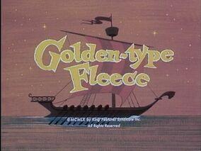 Gold fleece