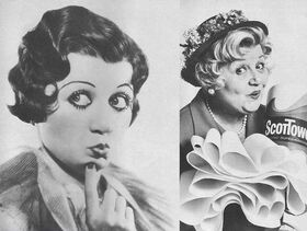 Mae Questel--Olive's Voice