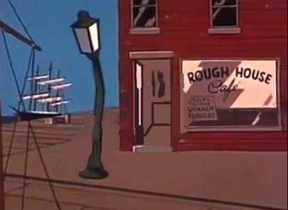 Rough House Cafe