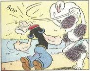 Popeye vs Alice