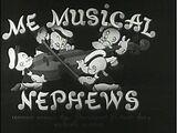 Me Musical Nephews