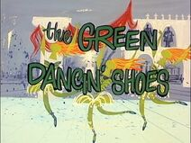 Green Dancing Shoes