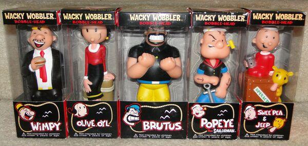 Wacky Wobblers
