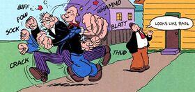 Popeye vs Wormwood