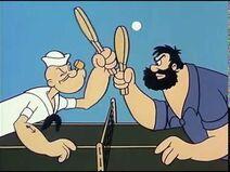 Ping Pong Popeye