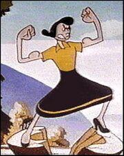 Muscle   Popeye the Sailorpedia   FANDOM powered by Wikia