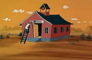 Puddleburg School House