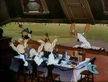 Popeye's Mirthday