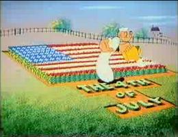 Popeye 4th of july