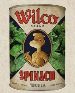Wilco spinach