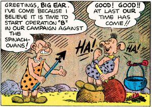Big-Eared Pygmies