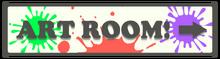 1 - Art Room Sign