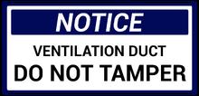 9 - Staff Room Ventilation Sign