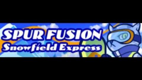 SPUR FUSION 「Snowfield Express」