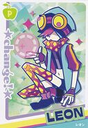 Leon Change Card