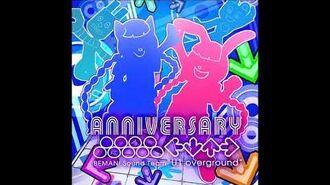 "【DDR 20th ポップン 20周年】 ANNIVERSARY ∴∵∴ ←↓↑→ BEMANI Sound Team""U1 overground"""