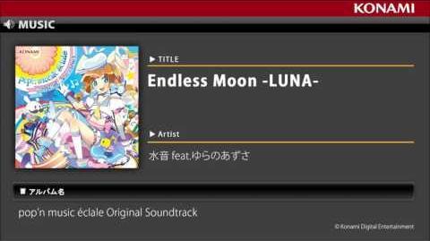 Endless Moon -LUNA- pop'n music éclale Original Soundtrack