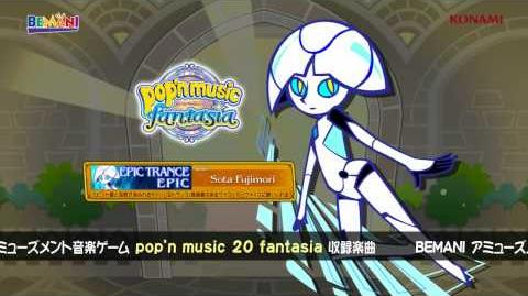 【pop'n music 20】EPIC