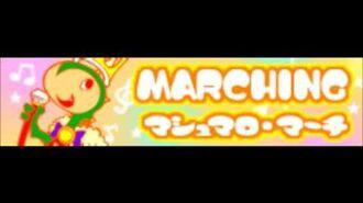 MARCHING「マシュマロ・マーチ LONG」