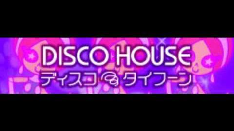 DISCO HOUSE 「ディスコξタイフーン LONG」