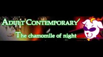 ADULT CONTEMPORARY 「The chamomile of night」