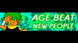 AGE BEAT 「NEW PEOPLE」