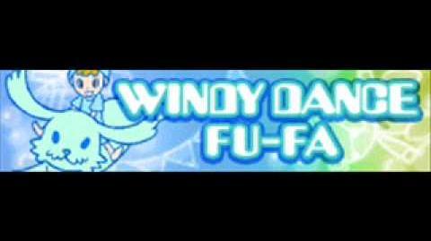 WINDY DANCE 「FU-FA」