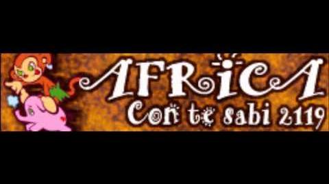 AFRICA 「Con te sabi 2119」