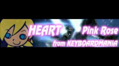 HEART 「Pink Rose LONG」