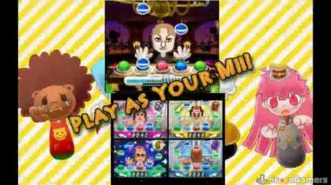 Pop'n Music Wii Trailer-0