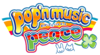 Pop'n music peace logo