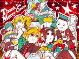 Thank You Merry Christmas