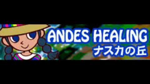ANDES HEALING 「ナスカの丘」