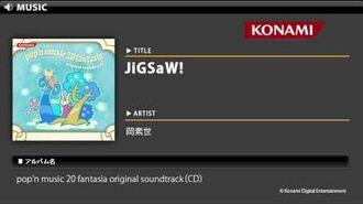 JiGSaW! pop'n music 20 fantasia O.S
