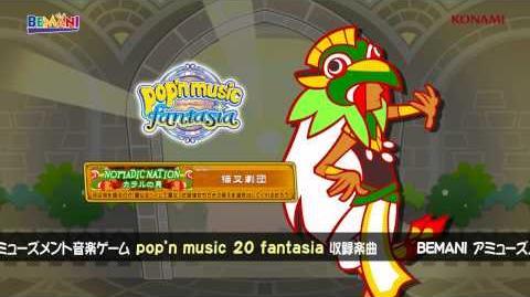 【pop'n music 20】カラルの月