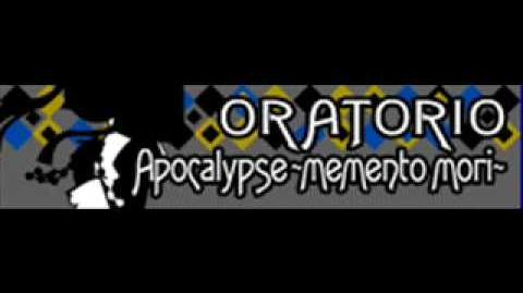 Apocalypse ~memento mori~