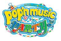 Pop'n Music 16 PARTY logo