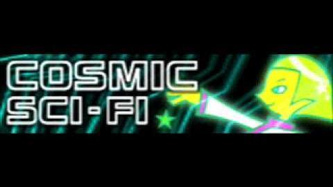 COSMIC 「SCI-FI LONG」