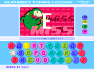 Pop'n Music Da Alphabet Typing