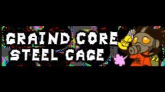STEEL CAGE - Des-ROW