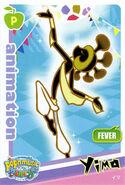 Yima 16 FEVER! Card